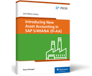 Cover of Introducing New Asset Accounting in SAP S/4HANA (FI-AA)