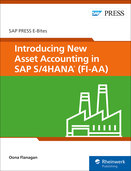 Cover von Introducing New Asset Accounting in SAP S/4HANA (FI-AA)