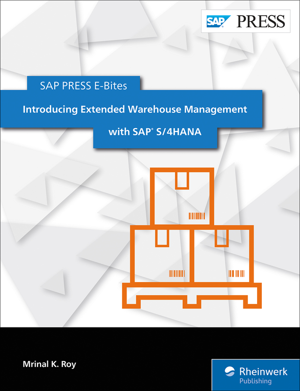 Introducing Extended Warehouse Management with SAP S/4HANA - Embedded and  Decentralized EWM