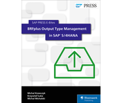 Cover von BRFplus Output Type Management in SAP S/4HANA