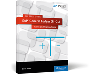 Cover von SAP General Ledger (FI-GL): Tasks and Transactions