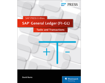 Cover of SAP General Ledger (FI-GL): Tasks and Transactions