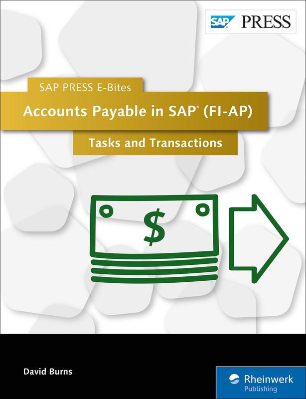 Accounts Payable in SAP (FI-AP): Tasks and Transactions