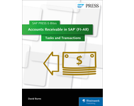 Cover von Accounts Receivable in SAP (FI-AR): Tasks and Transactions