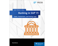 Cover of Banking in SAP FI: Tasks, Transactions, and Posting Logic