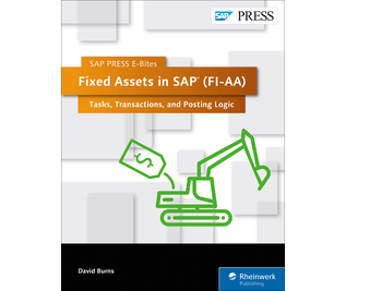 Cover of Fixed Assets in SAP (FI-AA): Tasks, Transactions, and Posting Logic