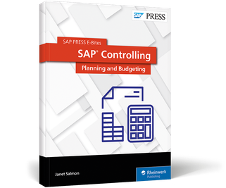 Cover of SAP Controlling: Planning and Budgeting