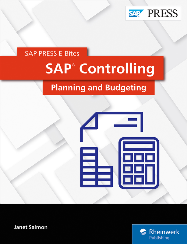 Sap Controlling Planning And Budgeting