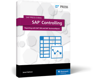Cover von SAP Controlling: Reporting with SAP BW and SAP BusinessObjects