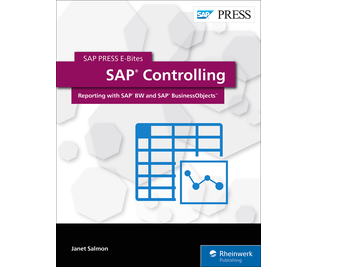 Cover of SAP Controlling: Reporting with SAP BW and SAP BusinessObjects