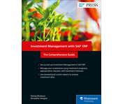 Cover of Investment Management with SAP ERP