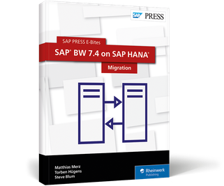 Cover von SAP BW 7.4 on SAP HANA: Migration
