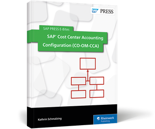 Cover von SAP Cost Center Accounting Configuration (CO-OM-CCA)