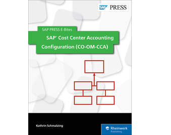 Cover of SAP Cost Center Accounting Configuration (CO-OM-CCA)