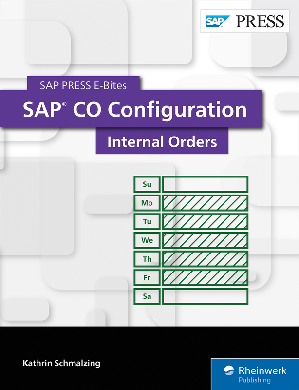 sap internal orders sap co configuration how to guide by sap press rh sap press com SAP Controlling Area sap controlling configuration guide