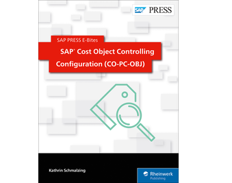 Cover of SAP Cost Object Controlling Configuration (CO-PC-OBJ)