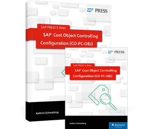 Cover von SAP Cost Object Controlling Configuration (CO-PC-OBJ)