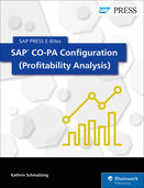 Cover of SAP CO-PA Configuration (Profitability Analysis)