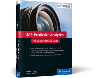 Cover von SAP Predictive Analytics