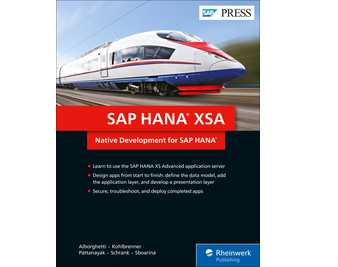 Cover of SAP HANA XSA