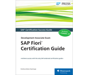 Cover of SAP Fiori Certification Guide