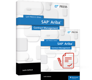 Cover von SAP Ariba: Contract Management