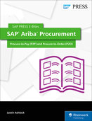 Cover of SAP Ariba Procurement: Procure-to-Pay and Procure-to-Order