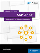 Cover von SAP Ariba: Ariba Network for Supplier Collaboration