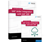 Cover von SAP Ariba Integration with SAP ERP