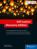 Cover of SAP Lumira, Discovery Edition