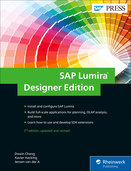 Cover of SAP Lumira, Designer Edition