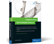 Cover of Implementing SAP S/4HANA Finance