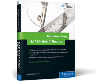 Cover of Implementing SAP S/4HANA Finance