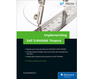 Cover von Implementing SAP S/4HANA Finance