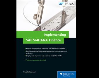 Cover von Implementing SAP S/4HANA Finance