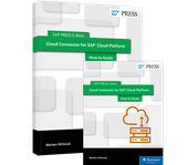 Cover von Cloud Connector for SAP Cloud Platform: How-to Guide