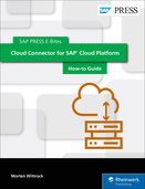Cover of SAP Cloud Connector for SAP Cloud Platform: How-to Guide