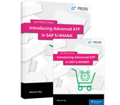 Cover von Introducing Advanced ATP in SAP S/4HANA