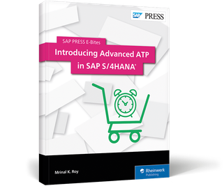 Cover of Introducing Advanced ATP in SAP S/4HANA