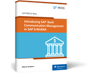 Cover of Introducing SAP Bank Communication Management in SAP S/4HANA