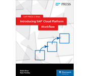 Cover of Introducing SAP Cloud Platform Workflow