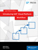 Cover von Introducing SAP Cloud Platform Workflow