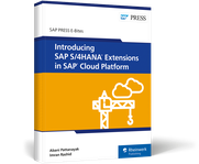 Cover of Building SAP S/4HANA Extensions with SAP Cloud Platform