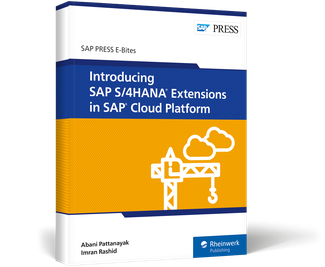 Cover von Introducing SAP S/4HANA Extensions in SAP Cloud Platform