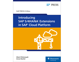 Cover of Introducing SAP S/4HANA Extensions in SAP Cloud Platform