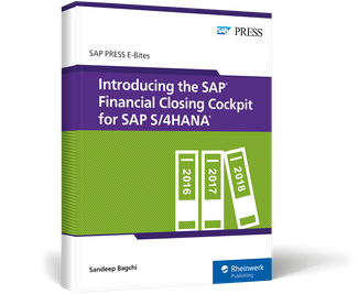 Cover of Introducing the SAP Financial Closing Cockpit for SAP S/4HANA