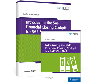Cover von Introducing the SAP Financial Closing Cockpit for SAP S/4HANA