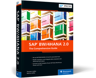 Cover of SAP BW/4HANA 2.0