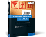 Cover of Warehouse Management in SAP S/4HANA