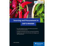 Cover of Sourcing and Procurement in SAP S/4HANA